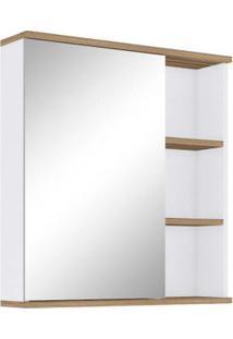Espelheira Brenda 60X13,5X64Cm 5310 Terracota Darabas