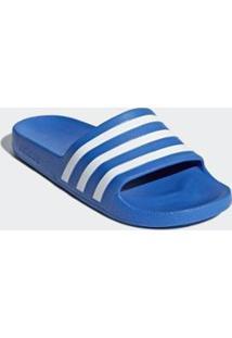 Chinelo Adilette Aqua Adidas - Masculino