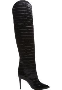 Bota Long New Croco Black | Schutz