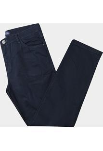 Calça Preston Sarja Plus Size - Masculino