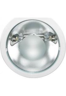 Luminária De Embutir Redonda Branca 1Xrx7S Bonin 1100Bc