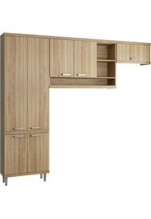 Cozinha Compacta Maxine 7 Pt Argila