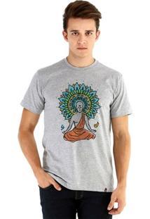 Camiseta Ouroboros Manga Curta Prana Masculina - Masculino