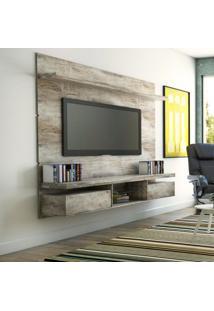 Painel Para Tv 60 Polegadas Livin Aspen 220 Cm