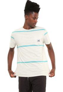Camiseta ...Lost Joblees Pocket Cinza