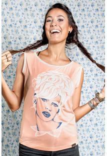 Camiseta Bardot