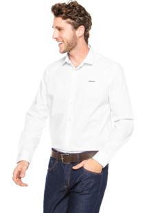Camisa Sommer Straight Branca