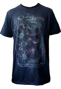 Camiseta Mcd Especial Garden Skeleton Verde - Masculino