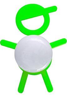 Abajur Cromalux Stickboy Verde