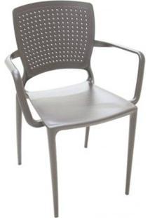 Cadeira Com Bracos Safira Mr - 92049109 - Tramontina Delta