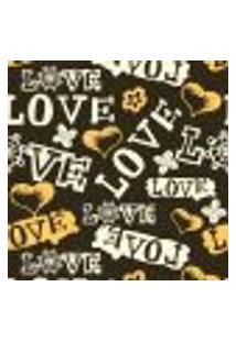 Papel De Parede Adesivo - Love - 004Ppo