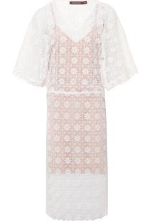 Vestido Pearl - Off White