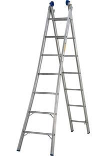 Escada Extensiva Dupla 3M Alumínio