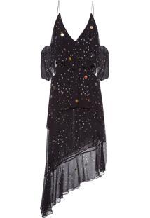 Vestido Julia - Preto