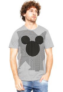 Camiseta Cativa Disney Cinza