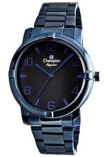 Relógio Feminino Champion Analógico Elegance - Cn25181A - Feminino-Azul