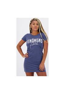 Vestido Remo Fenômeno Marinho