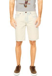 Bermuda Redley Jeans Sky Bege