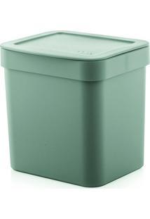 Lixeira Ou Trium Verde 4L - 30806