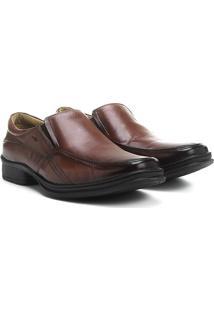 Sapato Conforto Couro Rafarillo Soft Confort I - Masculino