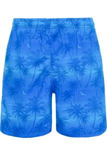 Short Masculino Nature - Azul