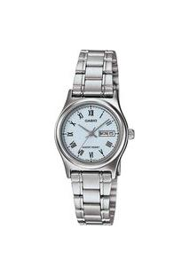 Relógio Feminino Analógico Casio Ltp-V006D-2Budf