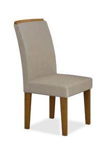 Cadeira De Jantar, Imbuia, Veludo Brilho, Jussara