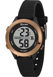 Relógio X-Games Feminino Xfppd083Bxpx