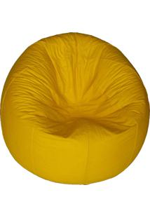 Puff Redondo Pop Amarelo Stay Puff