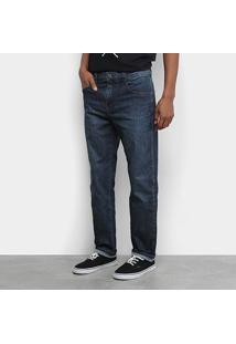 Calça Jeans Slim Ellus Masculina - Masculino-Azul