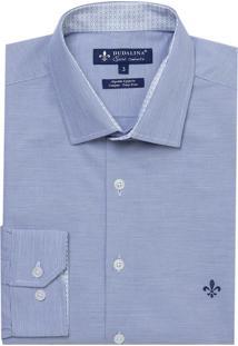 Camisa Ml Tricoline Estampada E Listrada (Listrado, 4)