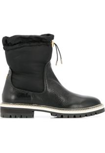 Jimmy Choo Bao Ankle Boots - Preto
