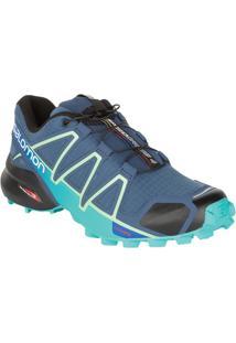 2036b7d99c Netshoes. Calçado Tênis Salomon Feminino ...