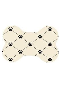 Tapete Love Decor Wevans Pet Patinha Dogs Off White