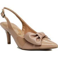 Sapato Nude Vizzano Feminino Shoelover
