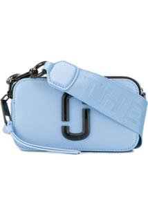 Marc Jacobs Bolsa Transversal - Azul