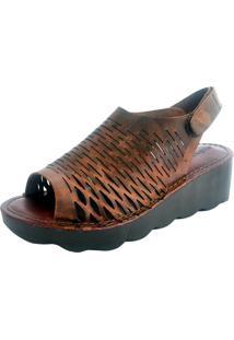 Sandália S2 Shoes Moara Telha - Kanui