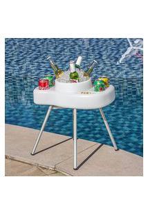 Cooler Com Porta Copos Pool Party Com Suporte
