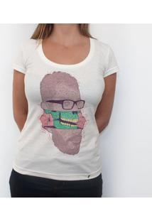 Reflexões Vazias De Uma Vida Sem Sentido - Camiseta Clássica Feminina