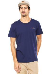 Camiseta New Era New England Patriots Nfl Azul