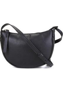 Bolsa Anacapri Mini Bag Lisa Feminina - Feminino-Preto