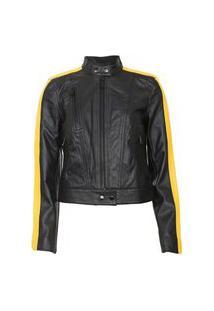 Jaqueta Michael Kors Colorblock Motorcross Mh92J458Rk001