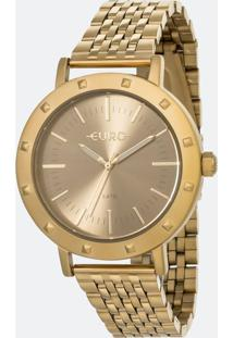 Relógio Feminino Euro Eu2035Yph/4D Analógico 5Atm