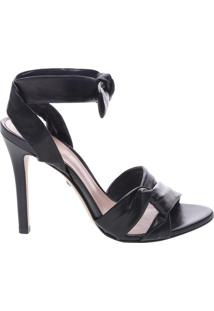 Sandália Mika High Black | Schutz