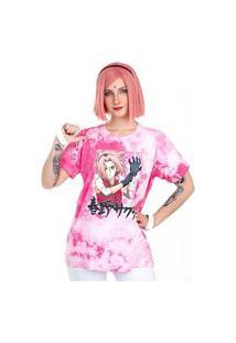 Camiseta Naruto Sakura Incolor