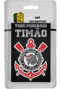 Imã Corinthians Todo Poderoso Capa - Unissex