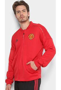 Jaqueta Manchester United Adidas Masculina - Masculino