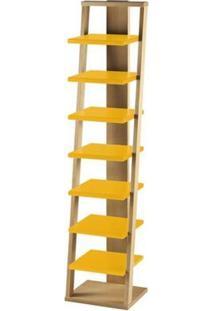 Prateleira Stairway Amarelo Máxima 1132-0-1124
