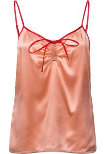 Morgan Lane Blusa Serena - Rosa