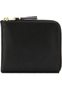 Comme Des Garçons Wallet Carteira 'Luxury Group' - Preto
